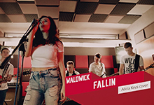 Waldwick   Fallin  I  MUSIC VIDEO